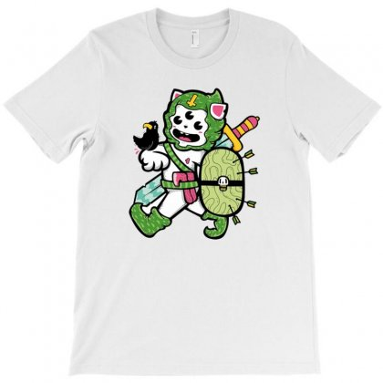 Zyapa The Cat 2 A T-shirt Designed By Daudart