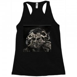 Joker(the creative combination of heath and sorrow) Racerback Tank | Artistshot