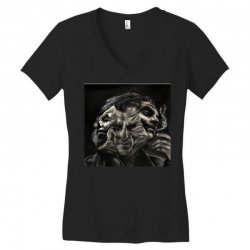 Joker(the creative combination of heath and sorrow) Women's V-Neck T-Shirt | Artistshot