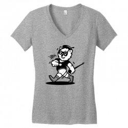 zyapa the cat 4 a Women's V-Neck T-Shirt | Artistshot