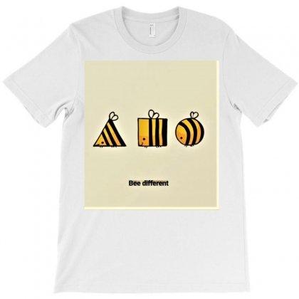 Bee Different T-shirt Designed By Trendy Boy
