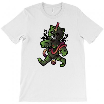 Zyapa The Cat 7 A T-shirt Designed By Daudart