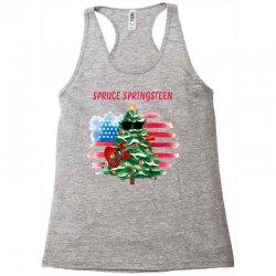 Spruce Springsteen Racerback Tank | Artistshot