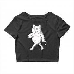 zyapa the cat 9 b Crop Top | Artistshot