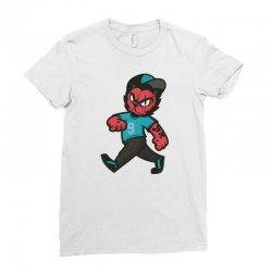zyapa the cat 11 b Ladies Fitted T-Shirt | Artistshot