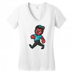 zyapa the cat 11 b Women's V-Neck T-Shirt | Artistshot