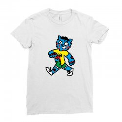 zyapa the cat 13 a Ladies Fitted T-Shirt | Artistshot