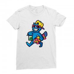 zyapa the cat 13 b Ladies Fitted T-Shirt | Artistshot