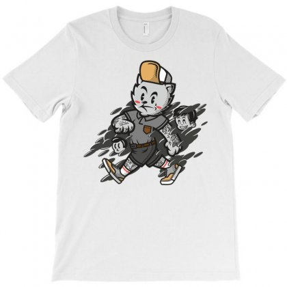 Zyapa The Cat 14 A T-shirt Designed By Daudart