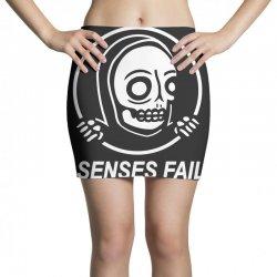 senses fail  graveyard Mini Skirts   Artistshot