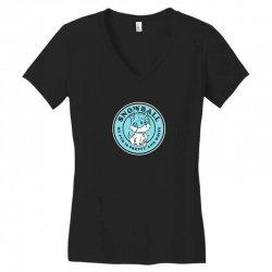 family pet Women's V-Neck T-Shirt | Artistshot