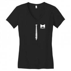 fashion victim Women's V-Neck T-Shirt | Artistshot