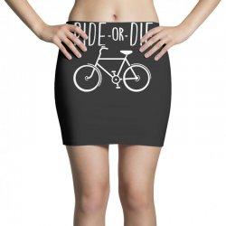 funny bicycle ride or die Mini Skirts | Artistshot