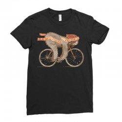 finish Ladies Fitted T-Shirt | Artistshot