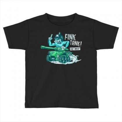 Fink Tank! Toddler T-shirt Designed By B4en1