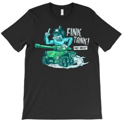 Fink Tank! T-shirt Designed By B4en1
