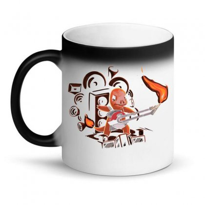 Fire Road Magic Mug Designed By B4en1