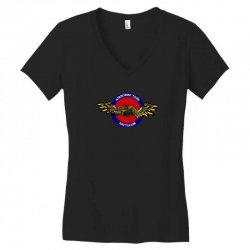 flying tank battalion Women's V-Neck T-Shirt | Artistshot