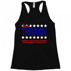 fowl tempered candidate Racerback Tank | Artistshot