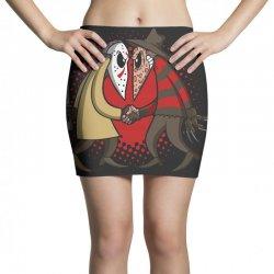 freddy vs jason Mini Skirts | Artistshot