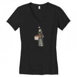 free cupcakes Women's V-Neck T-Shirt | Artistshot
