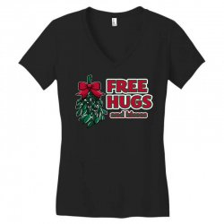free hugs new Women's V-Neck T-Shirt | Artistshot