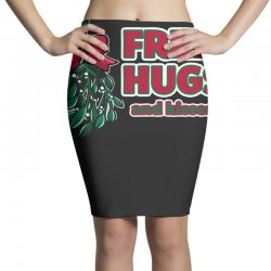 free hugs new Pencil Skirts | Artistshot