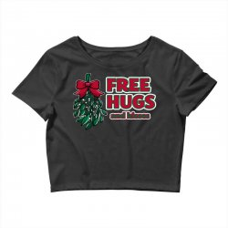 free hugs new Crop Top | Artistshot