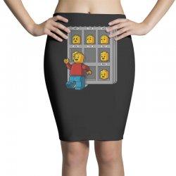 friday face Pencil Skirts | Artistshot