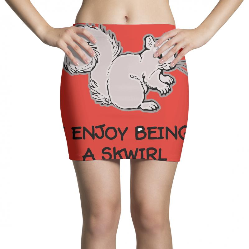 Funny Squirrel Mini Skirts | Artistshot