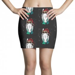 horse christmas Mini Skirts | Artistshot