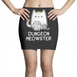 meow Mini Skirts | Artistshot