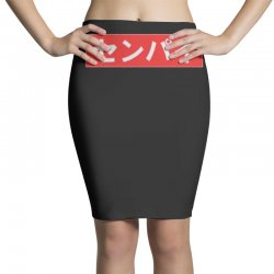 senpai japan Pencil Skirts | Artistshot