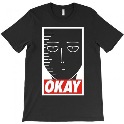 Okay T Shirt T-shirt Designed By Erryshop