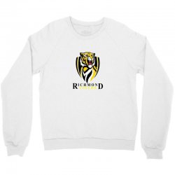 tigers together afl logo Crewneck Sweatshirt | Artistshot