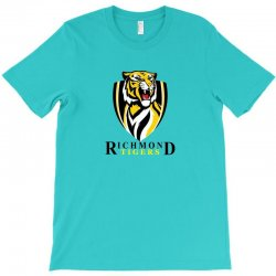 tigers together afl logo T-Shirt | Artistshot