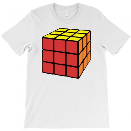 The Cube! Funny T-shirt Designed By Erryshop