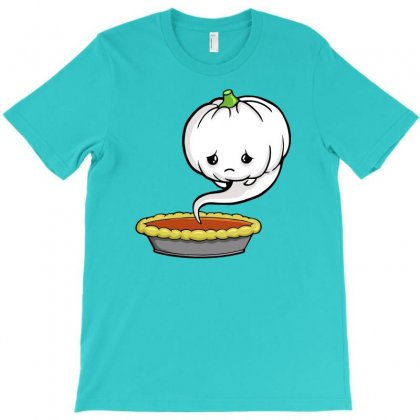 The Sad Pumpkin Funny T-shirt Designed By Erryshop