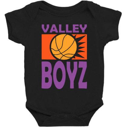 Phoenix Valley Boyz Retro Baby Bodysuit