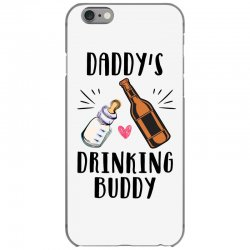 daddy's drinking buddy iPhone 6/6s Case | Artistshot