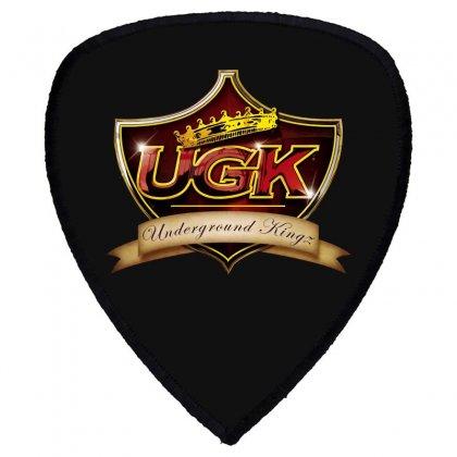 Ugk Underground Kingz Rap Hip Hop Music Dmc Shield S Patch Designed By Pujangga45