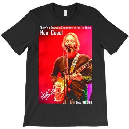 Neal Casal American Guitarist Ryan Adams And The Cardinals T-shirt Designed By Pujangga45