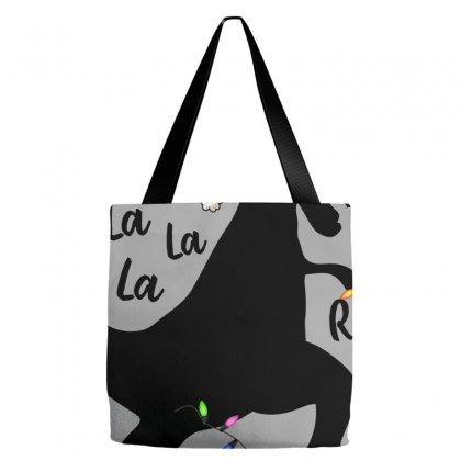 T-rex Holiday For Light Tote Bags Designed By Sengul