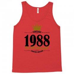 vintage 1988 and still looking good Tank Top   Artistshot