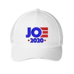 Joe 2020 embroidered hat Embroidered Mesh cap | Artistshot
