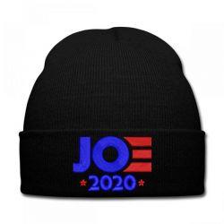 Joe 2020 embroidered hat Knit Cap | Artistshot