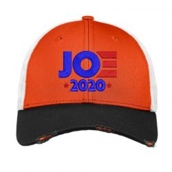 Joe 2020 embroidered hat Vintage Mesh Cap | Artistshot