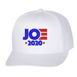 Joe 2020 embroidered hat Trucker Cap | Artistshot
