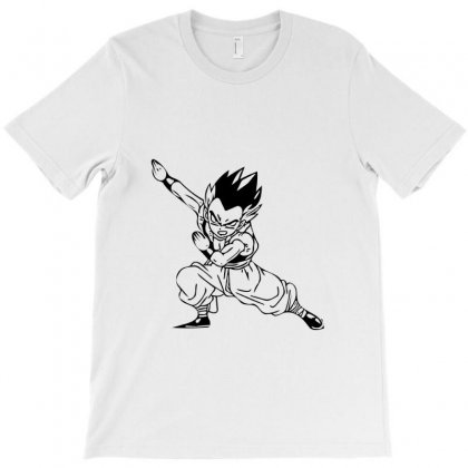 Dragon Ball T-shirt Designed By Zein
