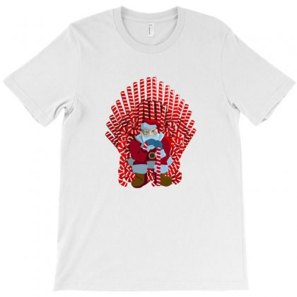 Christmas Is Coming T-shirt Designed By Irawan